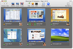 remote desktop, suivi des activités des utilisateurs