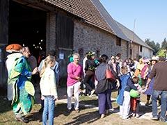 Il y avait beaucoup de monde ce week-end à Beaumesnil : plus de 2.000 personnes sont venues de toute la région pour la 2ème édition du festival. Gros succès, bien mérité !