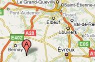 Pour vous rendre au potager de Beaumesnil : 7, rue des Forges - 27410 BEAUMESNIL (près de Bernay). Tél : 0232460254 - 0684679321 - info@1001legumes.com - http://www.1001legumes.com