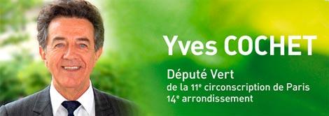 soirée débat à Vernon le jeudi 26 novembre avec Yves Cochet