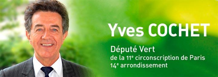 cochet Soirée débat à Vernon le jeudi 26 novembre avec Yves Cochet