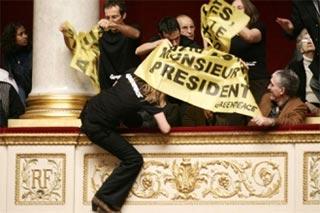 aux actes, Monsieur le Président