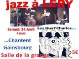 Hommage à Gainsbourg à Léry le 24 avril