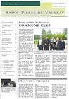Conseil municipal du 20 décembre 2011 à Saint Pierre du Vauvray : et lux fuit !