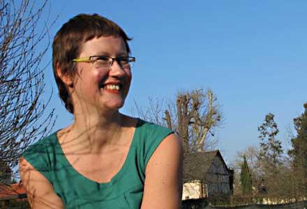 Un portrait de Laetitia Sanchez, secrétaire régionale d'Europe Écologie-Les Verts en Haute-Normandie, par Madame figaro. Crédit photo : Photo DR