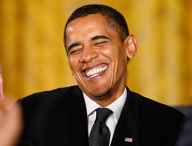 Barak Obama : Oui, il a pu, deuxième !