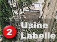 l'usine Labelle