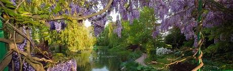 Visitez la maison de Claude Monet est ses jardins