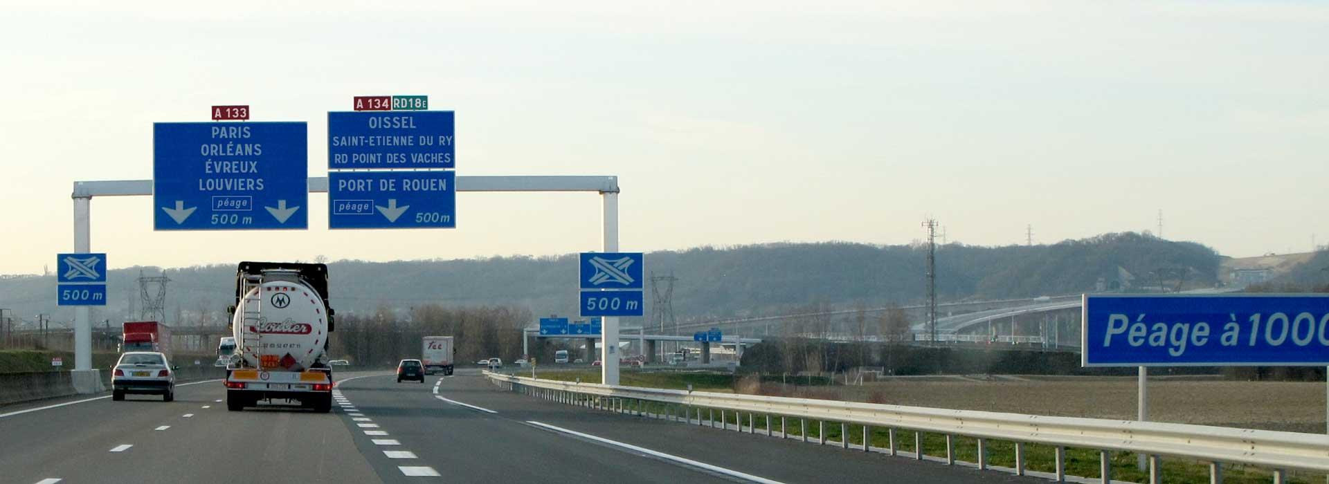 A133-A134, c'est désormais sur http://contournement-Est.fr